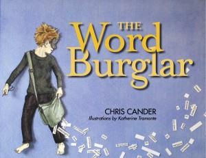 The Word Burglar cover