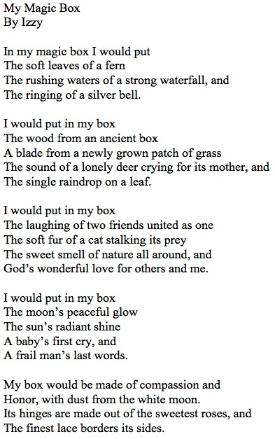 Eulogy - Poem by Magic Box