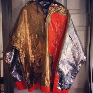 Cat-catching jacket