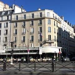 Le Select on Bd du Montparnasse